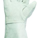 Rękawice robocze, spawalnicze, skórzane PPE WELDER