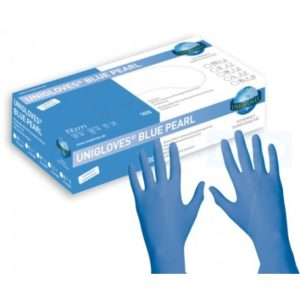 Rękawiczki nitrylowe EN455, EN374-5