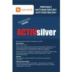 Płyn z nanosrebrem ACTIVsilver NANO
